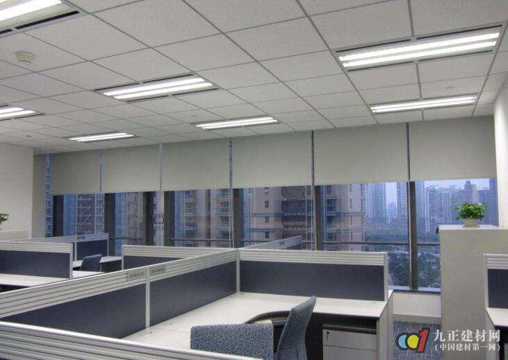 办公室窗帘图片4