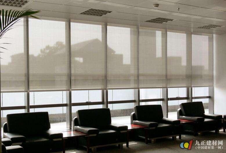 办公室窗帘图片5