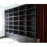 西安书桌书柜定制,办公书架家具定做