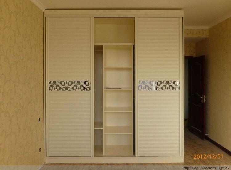 西安整体衣柜定制,卧室家具