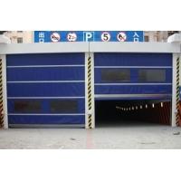 耐高温工业门红外线控制快速门安全通道门
