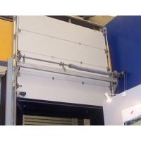 工业门,工业提升门,工业门门板,工业门配件