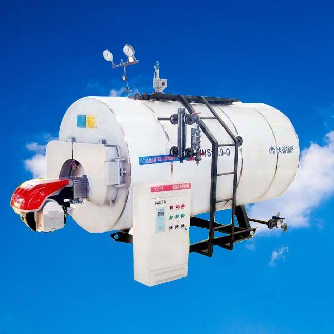 冷凝式燃油 气 蒸汽锅炉