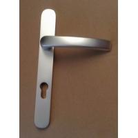 塑钢门氧化铝锁