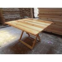 吉祥源杉木折叠桌