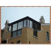 专业不锈钢钢化玻璃隔断/中空玻璃百叶窗隔断/夹胶玻璃阳光房