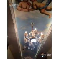 卡百利艺术壁材质感强烈 颜色丰富