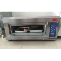 千麦商用电烤箱电脑版单层两盘QM-2H