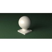 聚合陶栏杆系统-1--装饰球