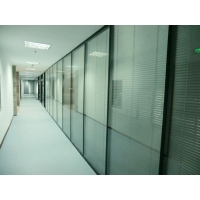 办公隔断 高隔断 玻璃隔断 高隔墙