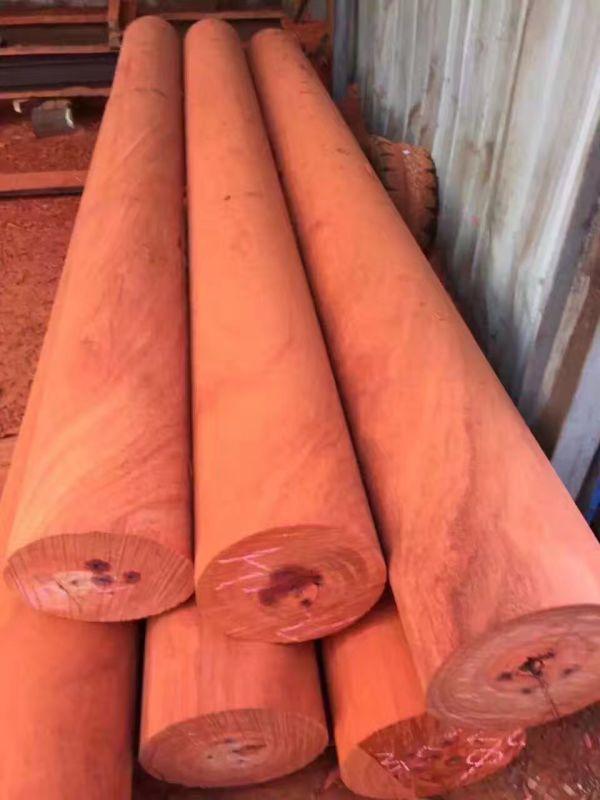 菠萝格木栈道寺庙斗拱木板木方加工方法