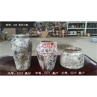 手工陶器 正德花盆