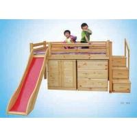 儿童滑梯床