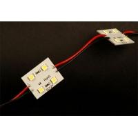 3528/5050两灯三灯LED贴片广告模组RGB红光白光L