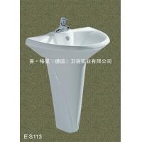 陶瓷立柱盆(图)