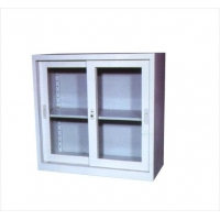 单层玻璃移动门 文件柜档案柜  资料柜