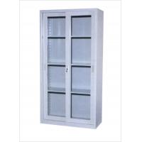 全玻璃移动门办公书柜文具书柜玻璃门移动门