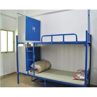 件金顺供应 双层床铁床 高低床 上下铺 铁艺床 成人上下床