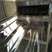 透光瓦楞板、新型瓦板制作、全新料PC耐力板