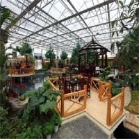温室餐厅保温板、多层透明阳光板、进口拜耳料生产