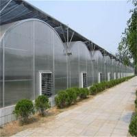 温室用PC阳光板、透明多层保温板、耐候性好防滴水