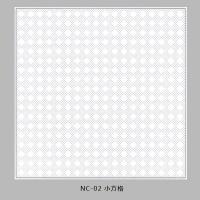 硅钙板天花价格-南京耐创建材-NC-02 小方格