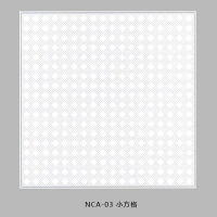 硅钙板天花价格-南京耐创建材-NCA-03 小方格