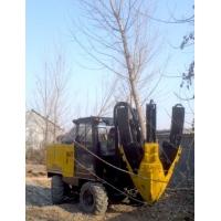 移樹機 提高移樹效率