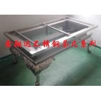 鑫翔达全年畅销之古典不锈钢茶几定制(厂家直销)