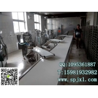 速冻水饺输送网带、输送隧道价格、输送隧道流水线
