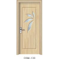 实木复合烤漆门免漆生态套装门木饰面踢脚线卫生间玻璃门工程门