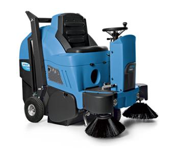珠海驾驶室扫地机洗地机