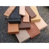四川南充最便宜烧结砖 求购红色烧结砖景观砖仿古砖