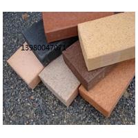 四川南充最便宜烧结砖 求购红色烧结砖景观砖