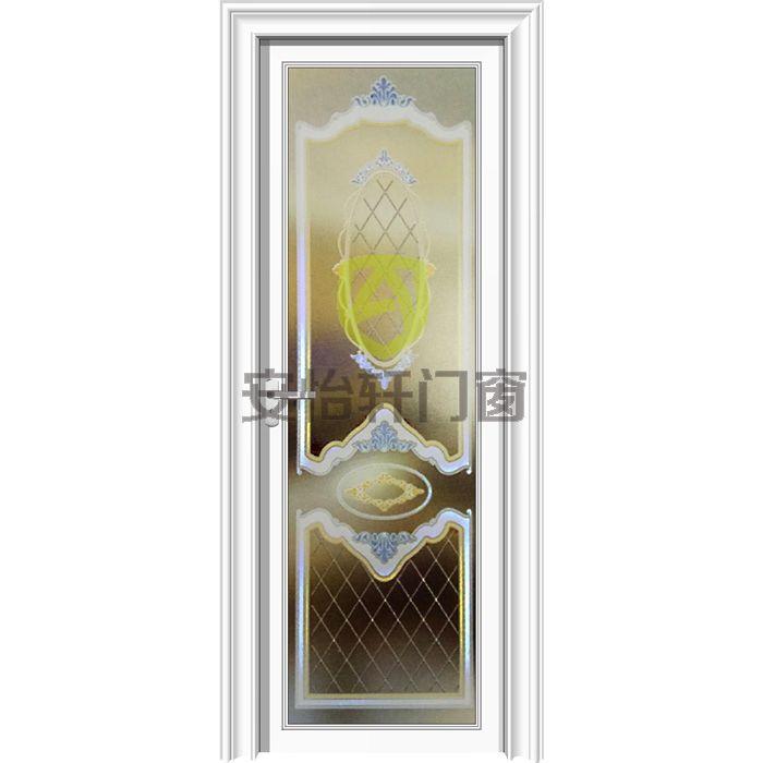 广东佛山平开门-安怡轩门窗-尊贵重型平开门系列晶泳白