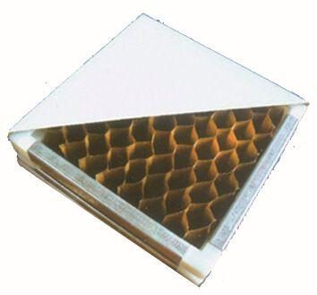 铝蜂窝净化板与纸蜂窝净化板的区别