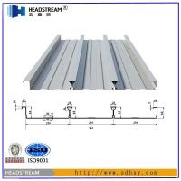 压型钢板材质有哪些选择?热镀锌材质压型钢板