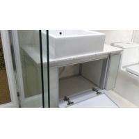 卡智铝合金悬空浴室柜