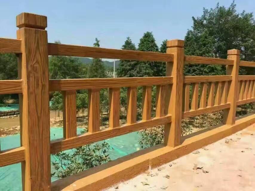 仿木栏杆价格_仿木栏杆批发_仿木栏杆