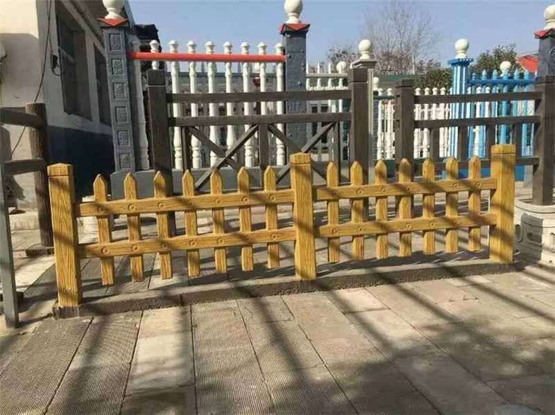 恒宇森是水泥制品厂加工水泥围墙、护栏。
