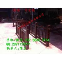 木质防腐木长廊..碳化木防腐木护栏厂家直销