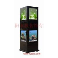 提供生态水族箱,生态鱼缸,水族画