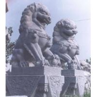 石雕狮子、石麒麟、走兽,神话、历史人物、神像,花鸟、香炉,石