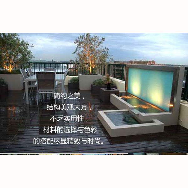 南京图库产品别墅-南京富朗园林景观景观别墅庭院图片高清户型图片