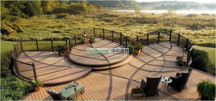 浙江塑木地板供应