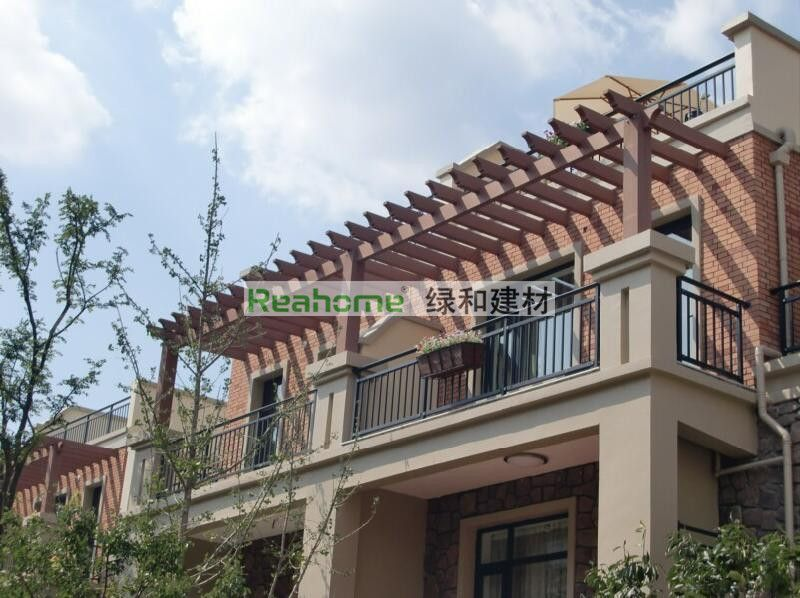 杭州花架、廊架、葡萄架设计施工