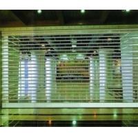 深圳水晶卷帘门厂家 求购商铺水晶卷帘门 PC透明水晶卷帘门