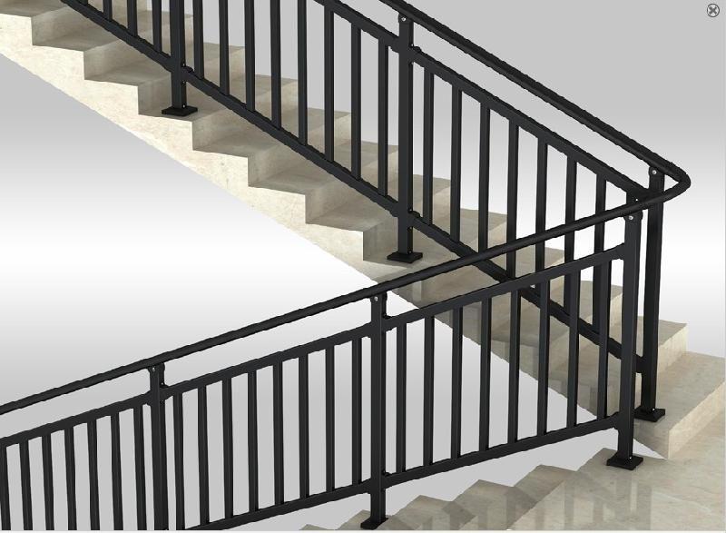 304不锈钢扶手定做 家用扶手报价 不锈钢扶手厂家