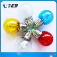 装饰灯,LED圣诞灯,G45球泡灯,LED球泡灯,彩灯