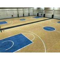 优质篮球场运动地板 当选米澳晨 质量保证
